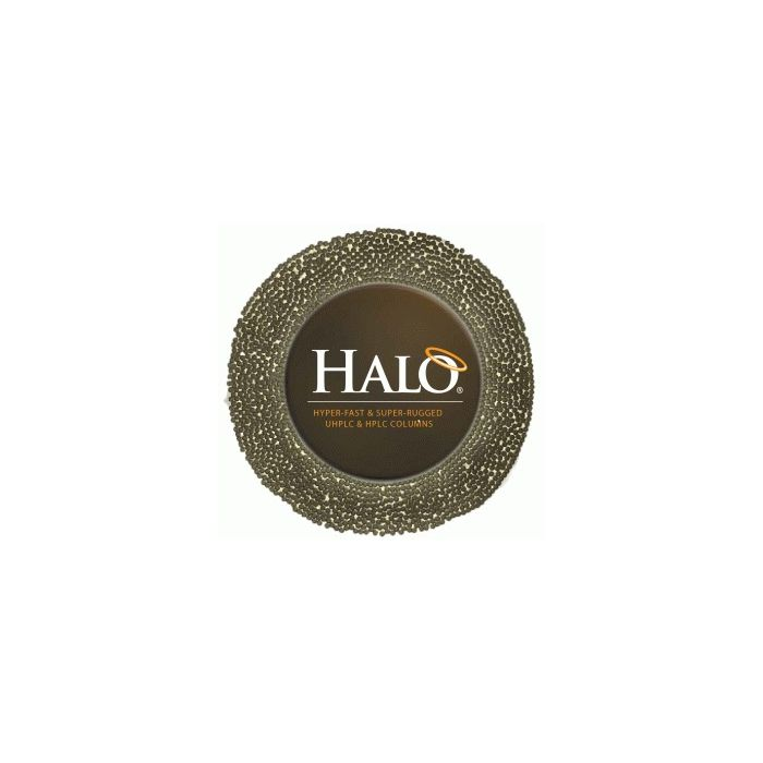 HALO PAH 90A 2.7µm, HPLC-Column 50x2.1mm