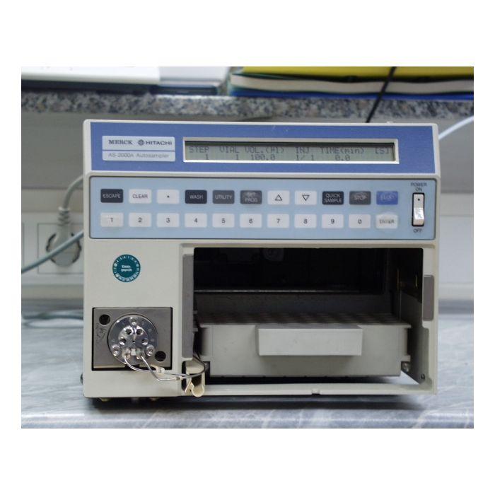 Merck AS 2000 Probengeber Gebraucht , in bestem technischen Zustand, gewartet,