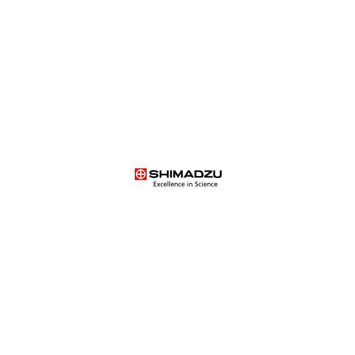 SHIMADZU 1,5ml Vial Kit, Screw, Clear, 100 PCE