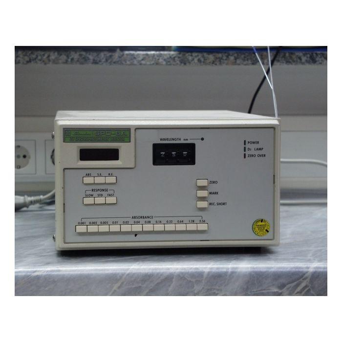 SPD-6A, detector, Gebrauchtgerät, 3 Monate Funktionsgarantie, Verschleißteile au...