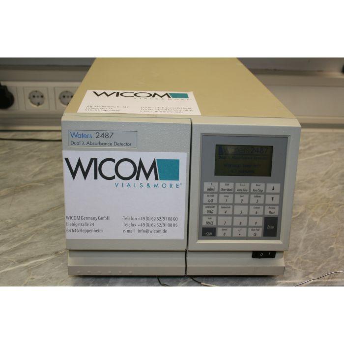 Waters 2487 detector, gebraucht, in bestem technischen Zustand, 3 Monate Funktio...