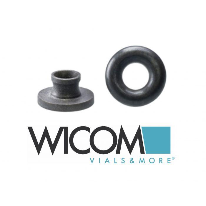 WICOM piston seal for Waters model 625/626