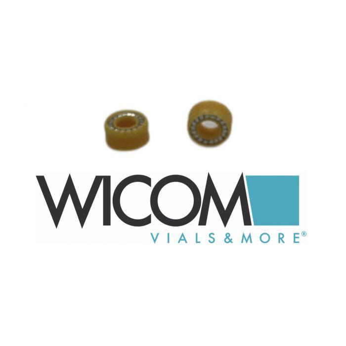 piston seals Pk/2. yellow, for Waters model Alliance, 2690, 2690D, 2695, 2695D, ...