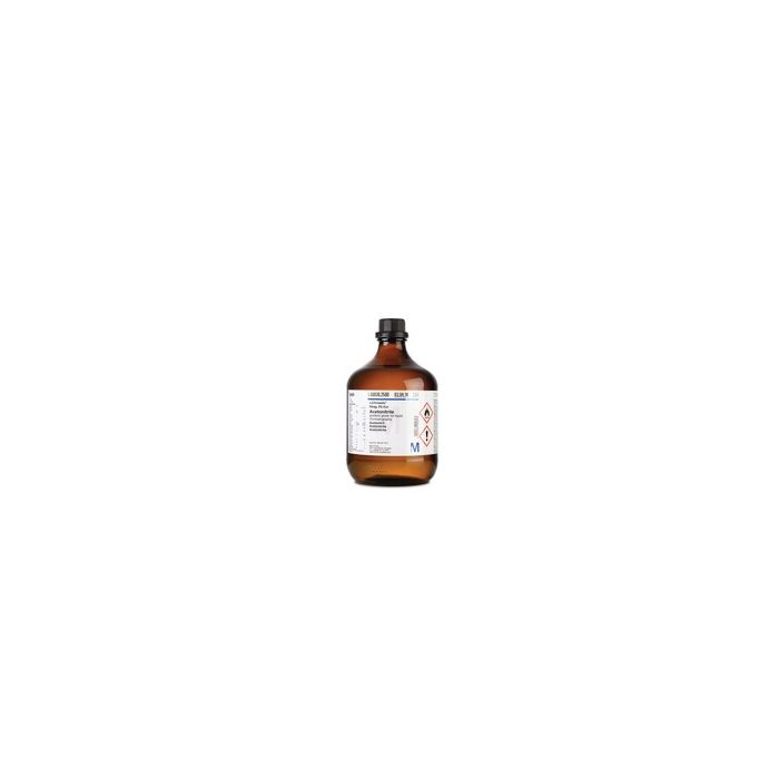 Acetonitrile,for HPLC Gradient Grade / manufacturer Merck Box with 4 bottels á 2...
