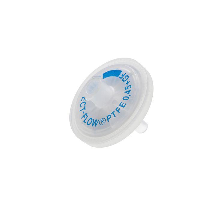 WICOM Spritzenvorsatzfilter 25mm 0.45µm PTFE mit GF Glasfaser Vorfilter, Perfect...