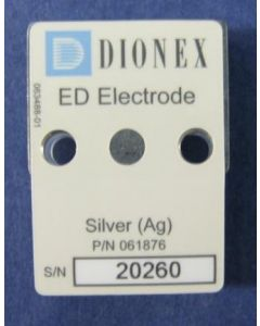 Dionex Electrode, Ag (Silver, 1mm ED Detector