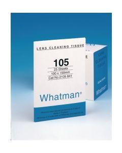 Cytiva Whatman 105 Sheets, Lens Cleaning Tissue, 460 x 570mm 500/pk Dimensions (...
