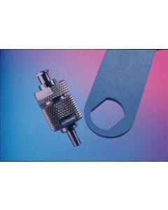 Cytiva Whatman Membrane Holder, Stainless Steel Syringe Filter Type, 25mm  1/pk ...