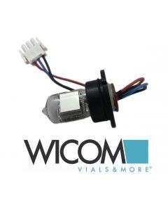 WICOM Deuteriumlampe für Beckman Kapillarelektrophorese Modell P/ACE MDQ und P/A...