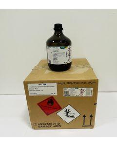 n-Hexan f.d. Flüssigkeitschromatographie Lichrosolv Hersteller: Merck Paket mit ...