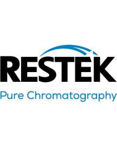 RESTEK Packed Column 10% Rtx-1 Silcoport W 100/120 6ft  2mm ID Stainless