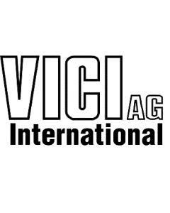 VICI 3-way solenoid air valve for diaphragm valves, 24VAC, CE