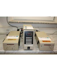 Waters Temperaturkontroll TCM mit 2 Säulenöfen CHM, ge- braucht, in bestem techn...