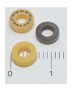 WICOM Kolbendichtungssatz für Dionex Modell 300C, .. M480, 580 und 680 mit 1/8 Z...