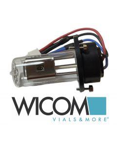 WICOM Deuterium lamp for Dionex PDA 100, AD25, PDA-3000 lamp with holder, pre al...