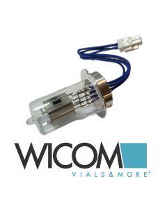 WICOM Deuteriumlampe für Jasco Modell 970B und 1575 (entspricht: L6300-51)