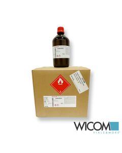 Aceton puriss p.a. Hersteller: Honeywell Paket mit 4 Flaschen a 2,5l