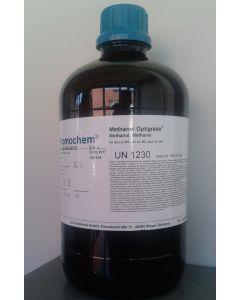 Acetonitrile, ULC-MS Optigrade manufacturer: Promochem Box with 4 bottels á 2,5l...